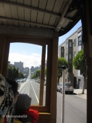 Cable Car View