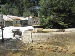 Flood in a Mexcian Village