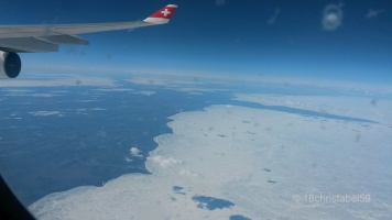 Huge Glaciers in Canada