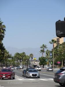 Hupen in LA