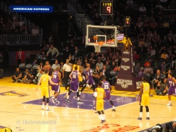 Lakers vs Kings