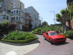 Lombard Street in San Francisco