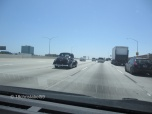 on the way to San Diego