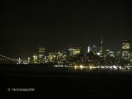 Skyline night