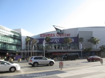 Home of the LA Lakers