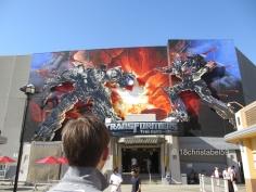 Transformers Ride