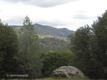 Vista Point in Richtung Yosemite