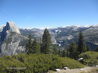 Glacier Point Blick