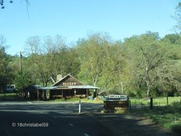 Örtchen in der Pampa