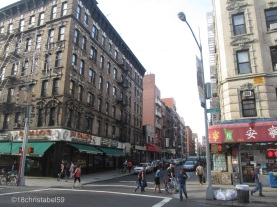 Little Italy/ China Town