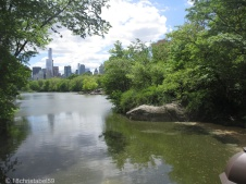 The Lake at Central Park