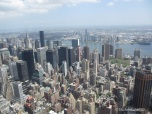 nach Osten mit Chrysler Building