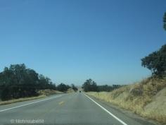 gerade aus nach Fresno