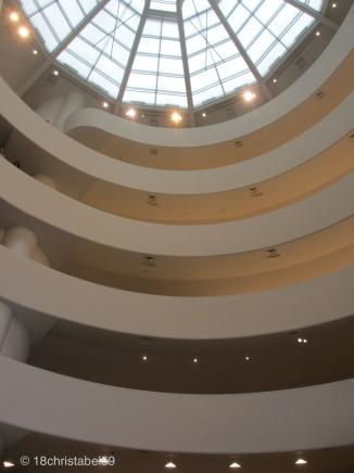 Guggenheim innen