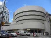 Guggenheim von außen