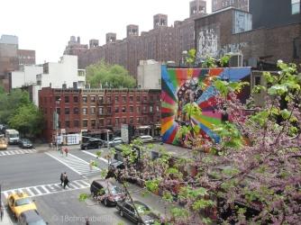 Blick von High Line