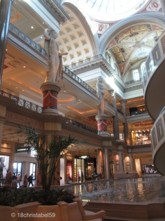 in Forum Shops of Caesars
