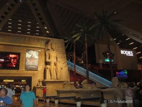 Luxor innen