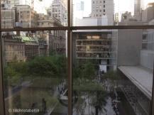 Blick aus MoMA