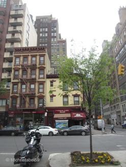 Straße NY 1