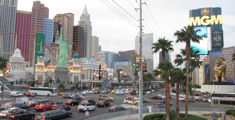 Zocken In Las Vegas
