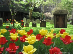 Trinity Church Yard