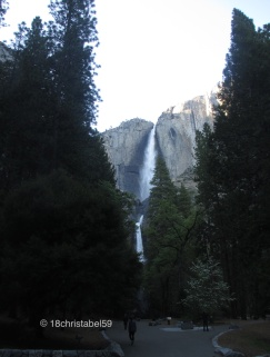 Upper & Lower Yosemite Fall