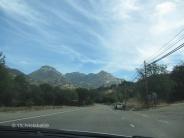 Weg zum Sequoia von Three Kings