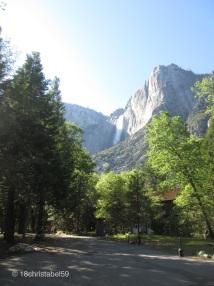 Yosemite Village und Fall