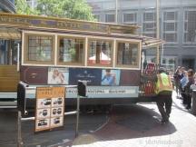 Anleitung zum Cable Car Mitfahren