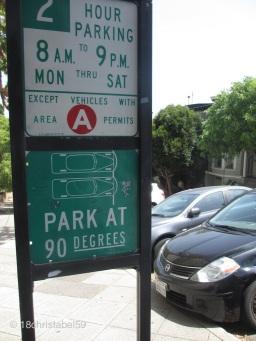 Parken in San Francisco
