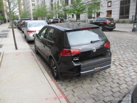 Wär das nicht was für's Parken in Paris?!