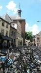 in den Straßen von Maastricht