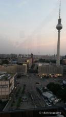 Alex mit allem drum und dran, Rathaus, Weltzeituhr, Ferhsehturm