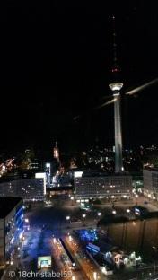 Alex at night