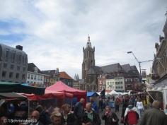 Marktplatz mit Sint-Christoffelkathedraal