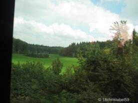 Bahnfahrt zum Uetliberg