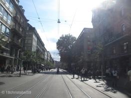 Bahnhofsstraße Anfang