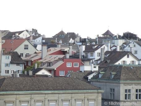 Zürichs Dächer