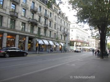 Bahnhofsstraße Ende