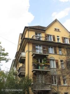 Balkone Züris