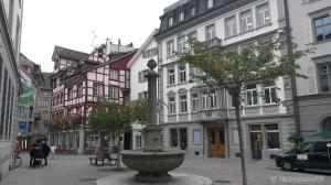 St. Gallen Altstadt