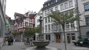 kleiner Platz in der Altstadt