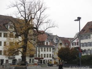 St. Gallens Marktplatz