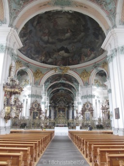 in der Stiftskirche