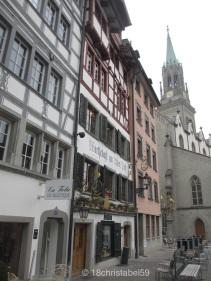 Straßen in der Altstadt
