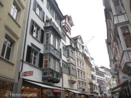 Erker in St. Gallen