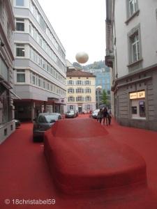 Stadtlounge in St. Gallen