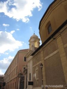 Hinter vatikanischen Mauern