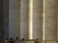 Säulen am Petersplatz